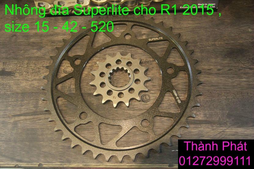 Do choi cho Yamaha R1 2015 - 35