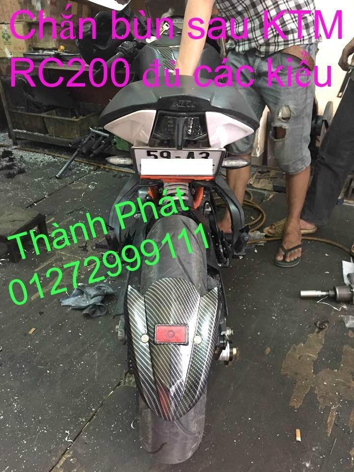 Chan bun sau che cho Z1000 2014 2012 Z800 CB1000 Hyperstrada motard M795 KTM Duke 125 200 B - 16