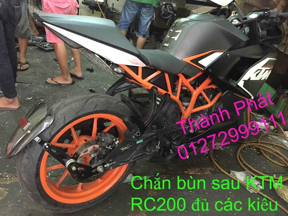 Chan bun sau che cho Z1000 2014 2012 Z800 CB1000 Hyperstrada motard M795 KTM Duke 125 200 B - 17