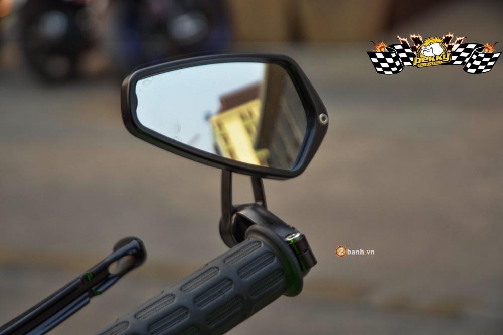 Kawasaki Z1000 day an tuong voi ban do don gian va phong cach - 5
