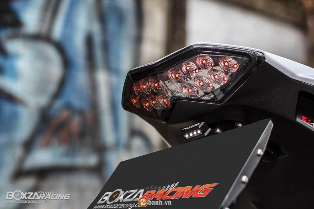Kawasaki Z1000 Special Edition trong ban do sieu khung - 23