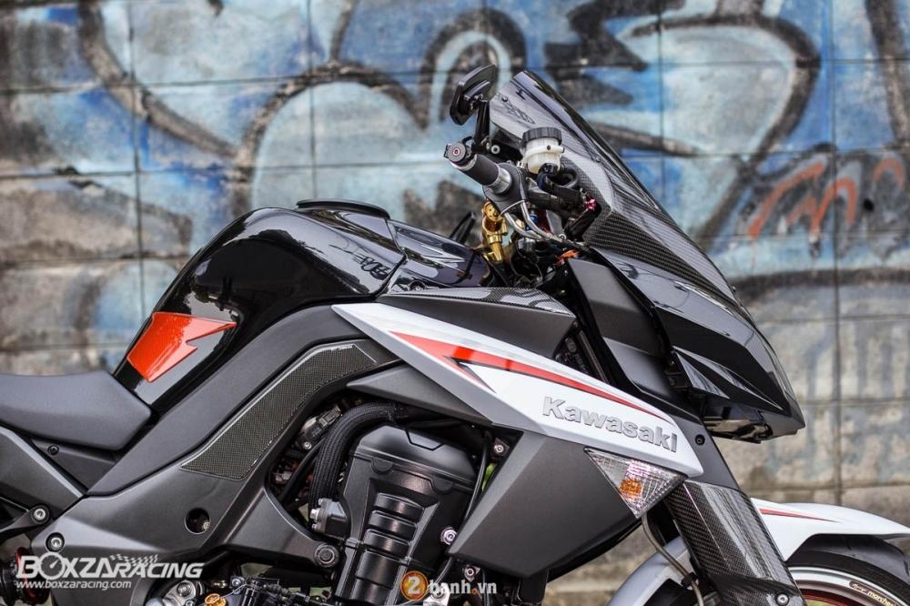 Kawasaki Z1000 Special Edition trong ban do sieu khung - 25