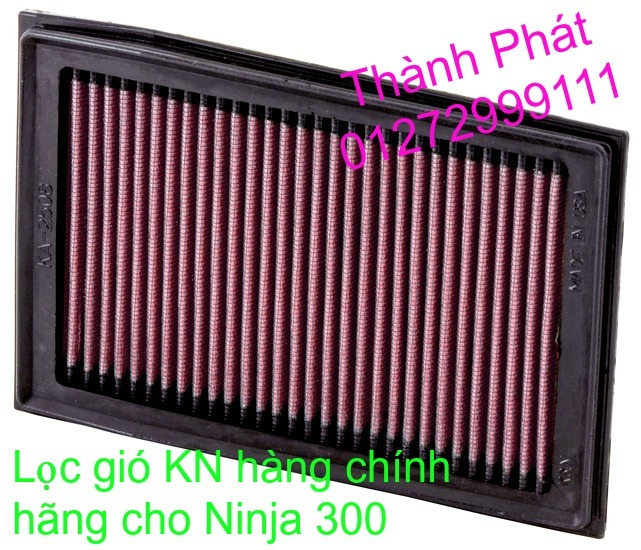 Loc gio do Loc dau DNA KN BMC cho xe Shi150 SH300 Shi VN Dylan PS PCX MSX125 KTM AB CL - 25