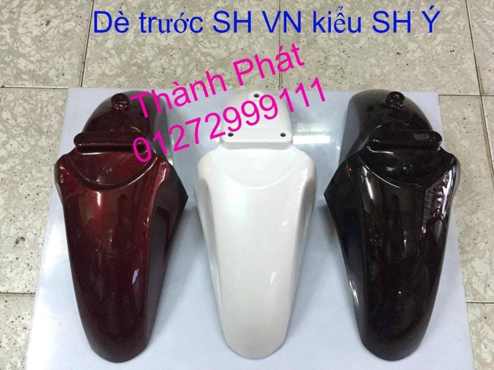 Chuyen Phu tung va do choi SH VN 2013 Gia tot Up 12 7 2015 - 35