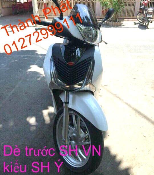 Chuyen Phu tung va do choi SH VN 2013 Gia tot Up 12 7 2015 - 39