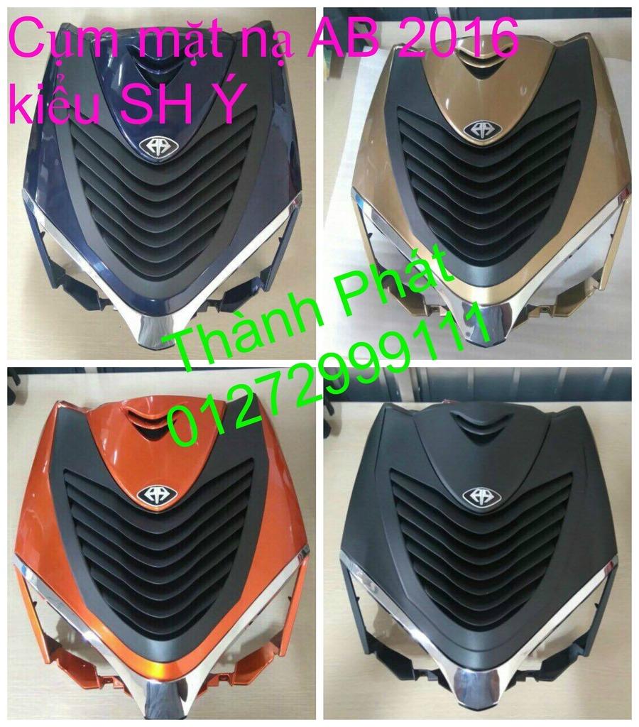 Mat na Vision 2014 AB 2016 Sh Mode Lead kieu SH Y Gia tot Up 13915 - 12