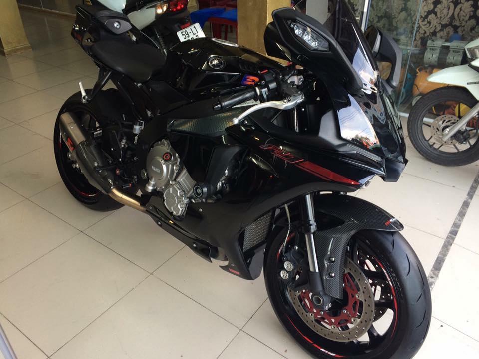 Can ban Yamaha YZR1 chau au ABS 2015 ABSHQCNodo 4068kmgia tot cho ACE mau le - 7