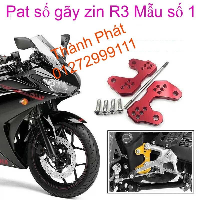 So gay gac chan sau cho Ex150 Ex2011 MSX125 FZ150i Raider KTM DukeUp 1192015 - 14