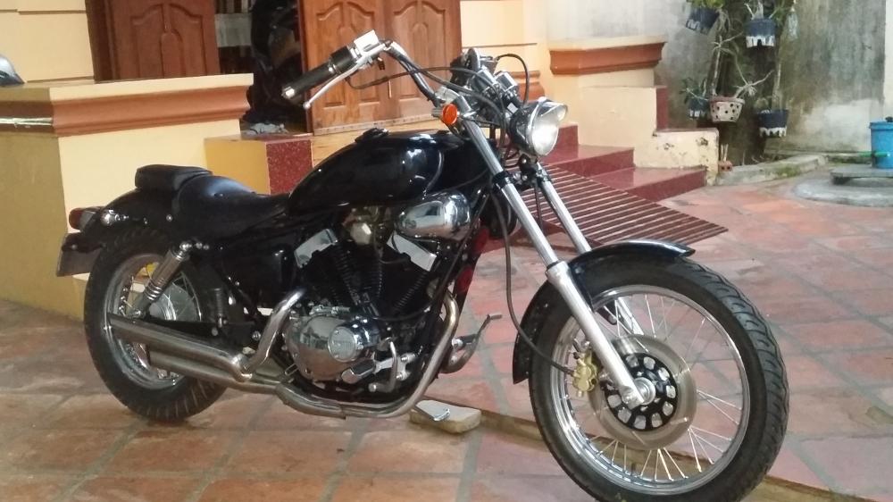 ban moto yamaha virago 250