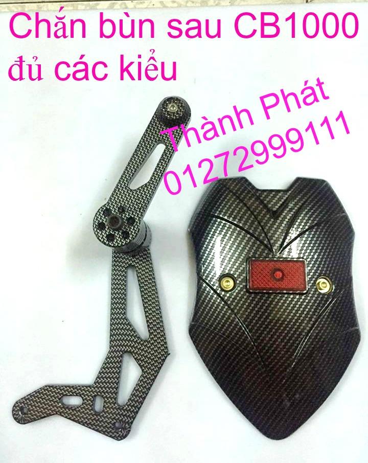 Chan bun sau che cho Z1000 2014 2012 Z800 CB1000 Hyperstrada motard M795 KTM Duke 125 200 B - 19