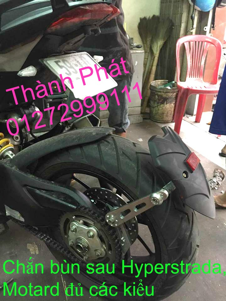 Chan bun sau che cho Z1000 2014 2012 Z800 CB1000 Hyperstrada motard M795 KTM Duke 125 200 B - 27