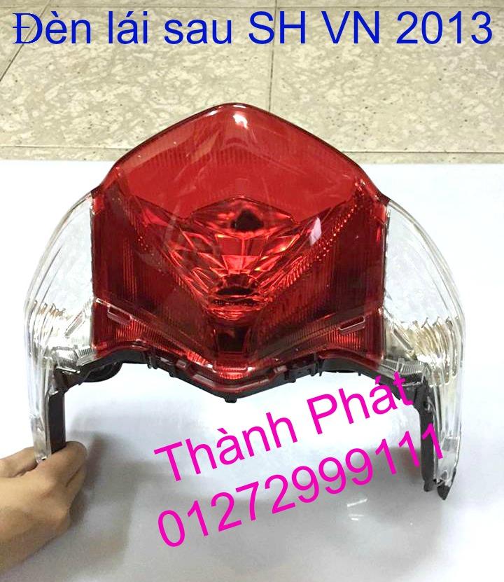 Chuyen Phu tung va do choi SH VN 2013 Gia tot Up 12 7 2015 - 9