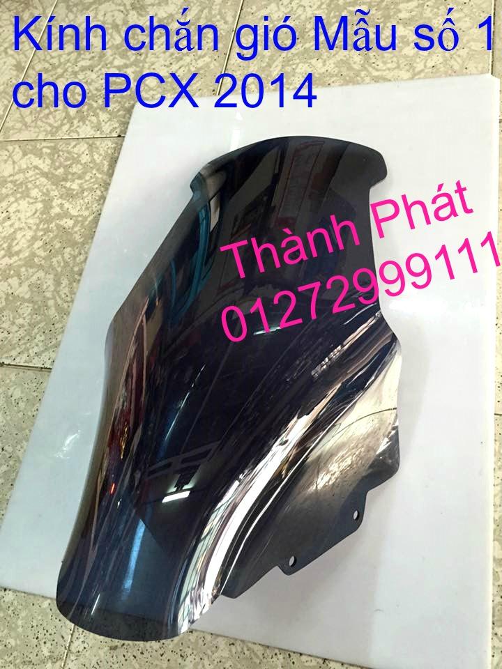 Chuyen Phu tung Zin Honda PCX Thailan va VN doi 2011 doi 2014 day du het do mu va do may Gia tot u - 8