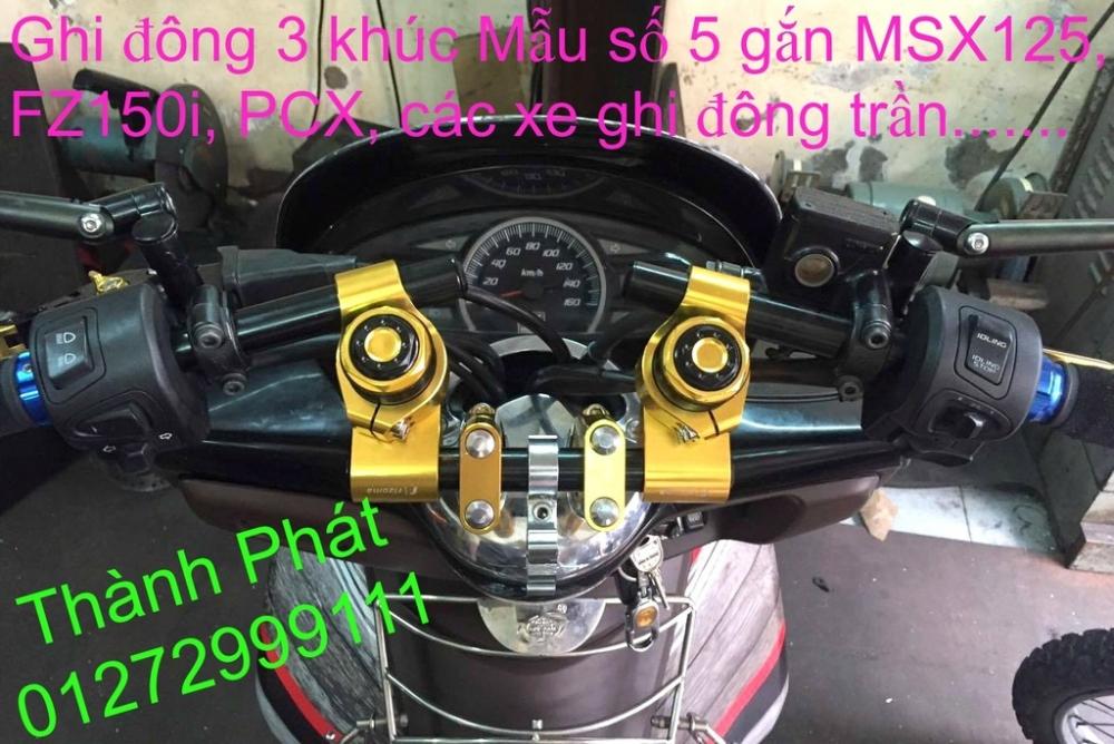 Ghi dong Gu ghi dong kieu cac loai Rizoma Accossato KY Accel DMV BikerGia tot Up 3 - 35