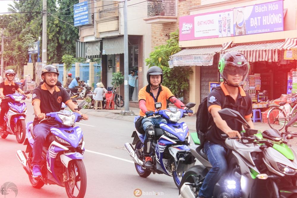 CLB Exciter Bien Hoa 6789 dieu hanh trong Ngay Hoi Van Hoa Gia Dinh 2016 - 23