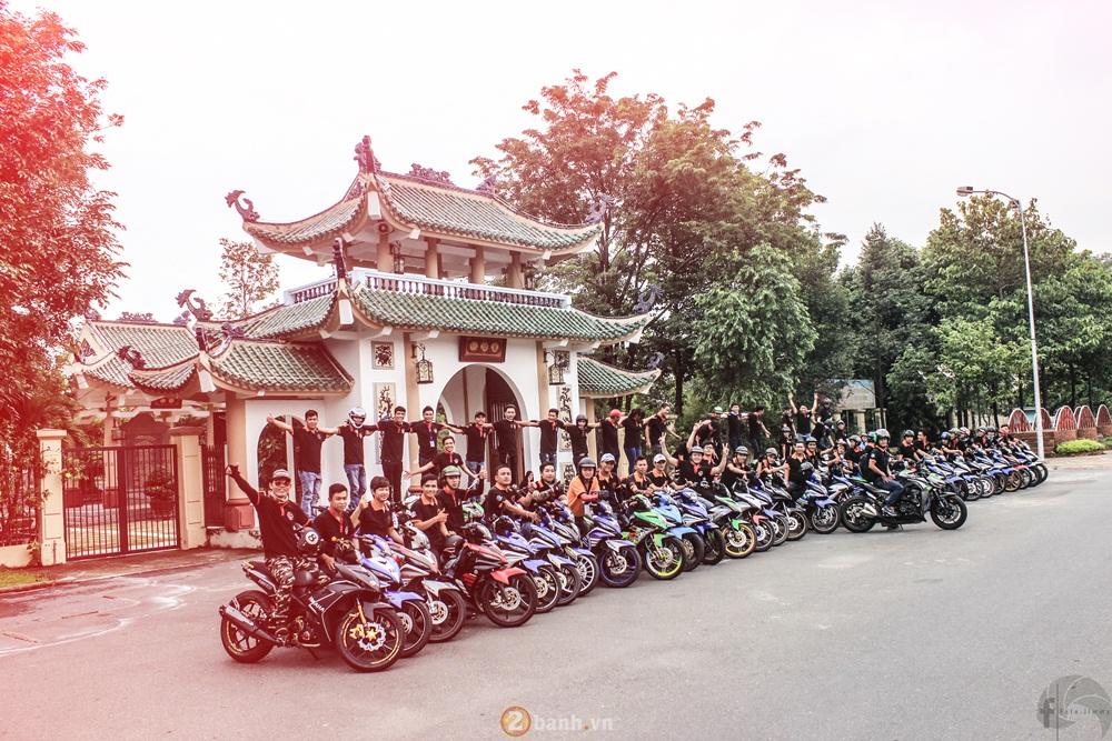 CLB Exciter Bien Hoa 6789 dieu hanh trong Ngay Hoi Van Hoa Gia Dinh 2016 - 27