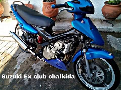 Co phai chiec FX125 nay do may CBR600RR