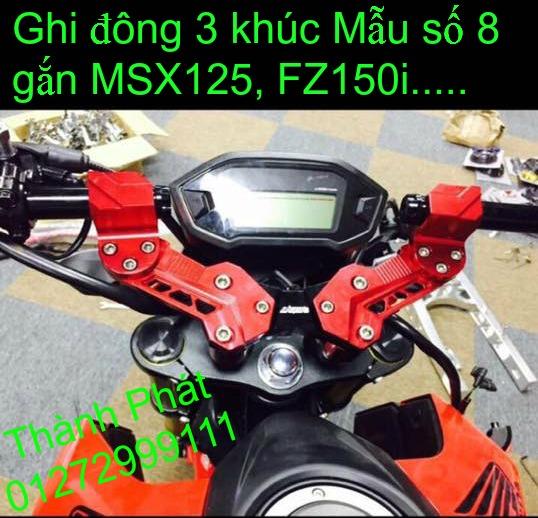 Ghi dong Gu ghi dong kieu cac loai Rizoma Accossato KY Accel DMV BikerGia tot Up 3 - 47
