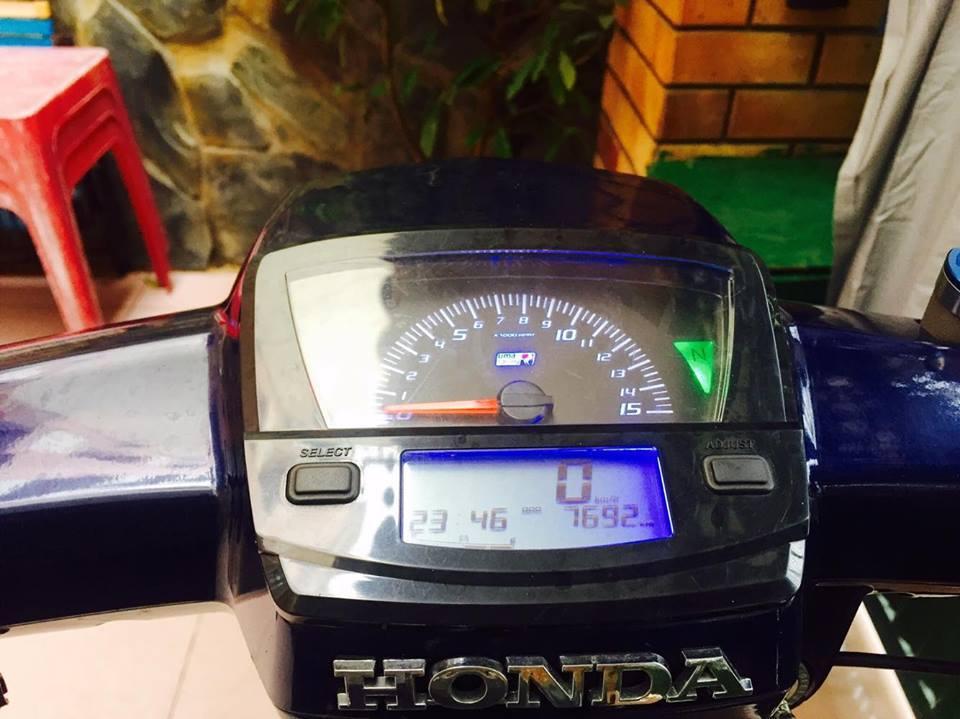 Honda Dream do full do choi day phong cach - 2