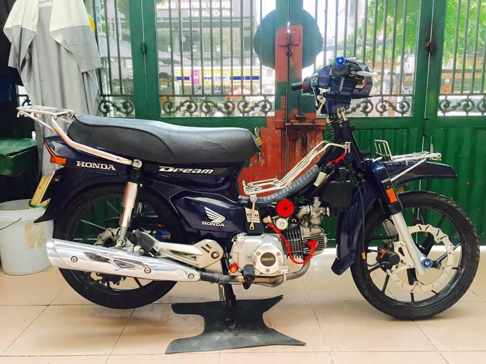 Honda Dream do full do choi day phong cach - 4