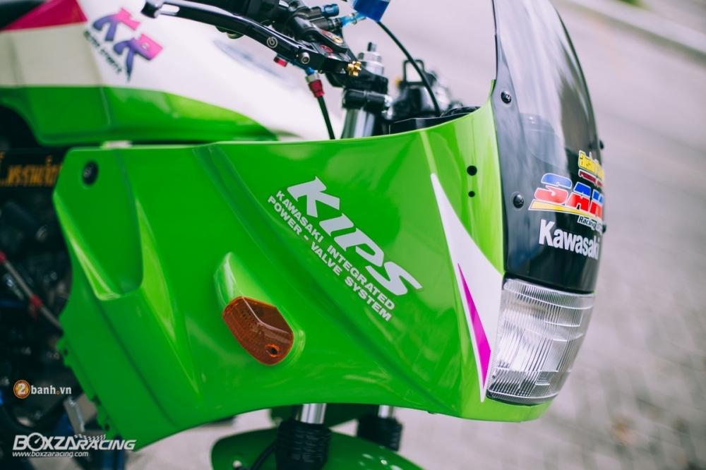 Kawasaki Kips day phong cach trong bo canh hang hieu - 4