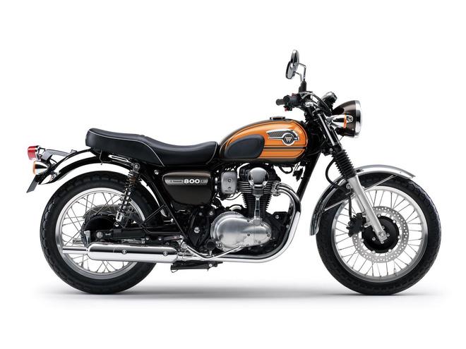 Kawasaki W800 chinh thuc bi khai tu - 3