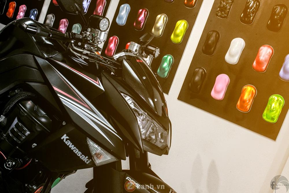 Kawasaki Z1000 chat choi voi hang loat option gia tri - 3