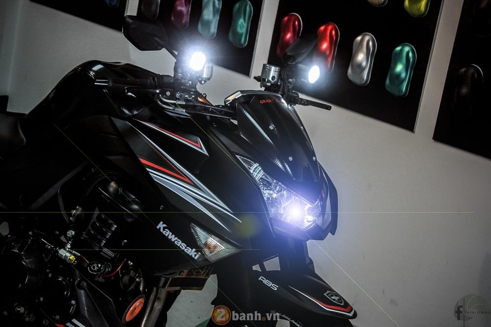 Kawasaki Z1000 chat choi voi hang loat option gia tri - 5
