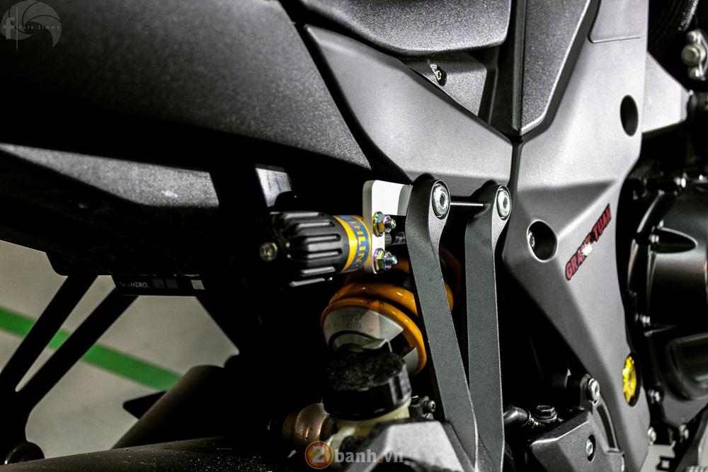 Kawasaki Z1000 chat choi voi hang loat option gia tri - 7