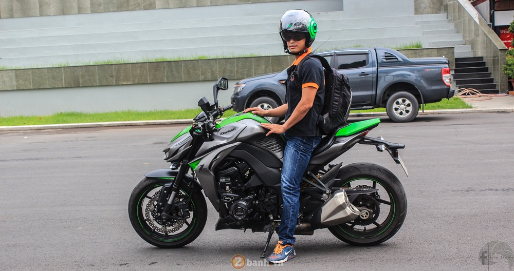 Kawasaki Z1000 khong zin nhung nghiem chinh cua doanh nhan Sai Thanh