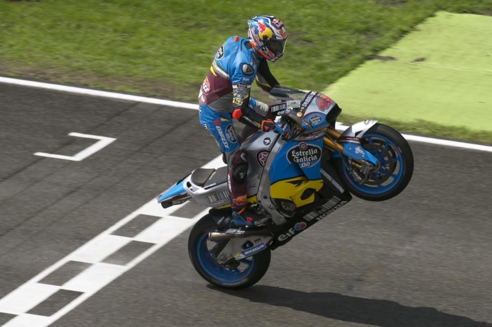 Len thang MotoGP ma bo Moto2 Jack Miller cung nhu HRC tung bi rat nhieu nguoi chi trich nang ne