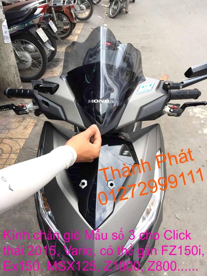 Phu tung Honda Click i 125 doi 2015 thailan Va Vario150 Gia tot - 14