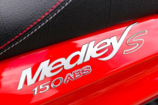 Piaggio Medley S 150 ABS vua chot gia 86 trieu Dong tai Viet Nam