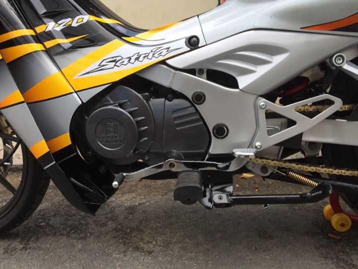 Suzuki Satria dep do den su SKF Enduro - 5