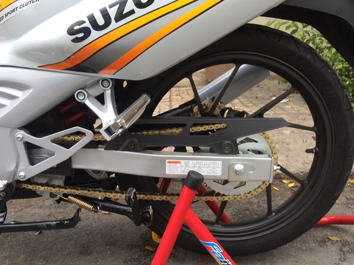 Suzuki Satria dep do den su SKF Enduro - 7
