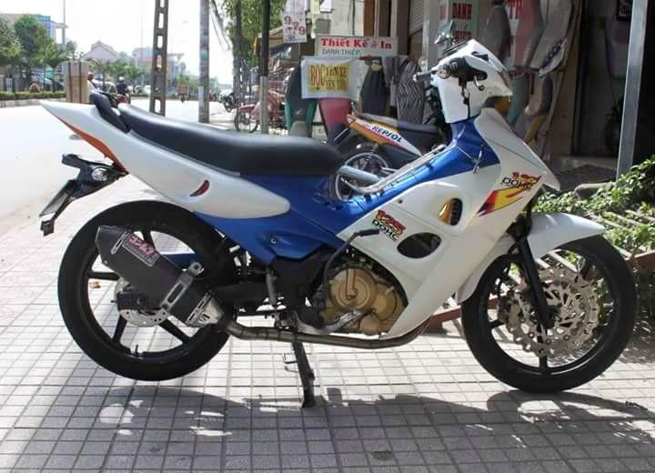 Tai sao Suzuki khong hoi sinh dong xe Fx 125 thanh Fx150 - 3