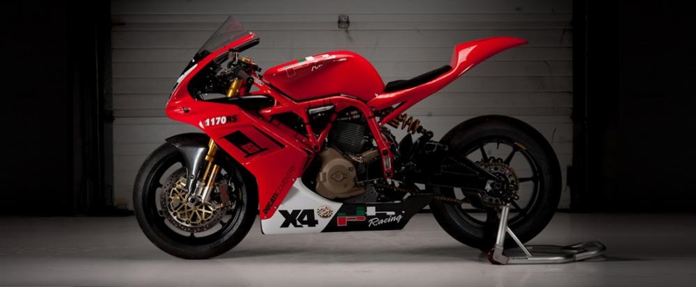 Xe dua Ducati 1170RS voi loat trang bi khung khiep - 8