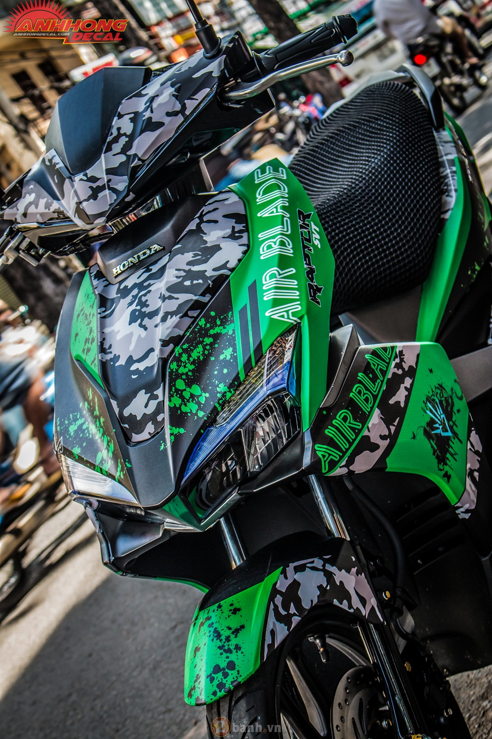 Anh Hong Decal show them ban do AirBlade 125 an tuong - 3