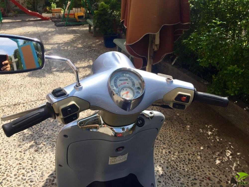 Aprillia Mojito xe tay ga italia dep ngon bo re - 6