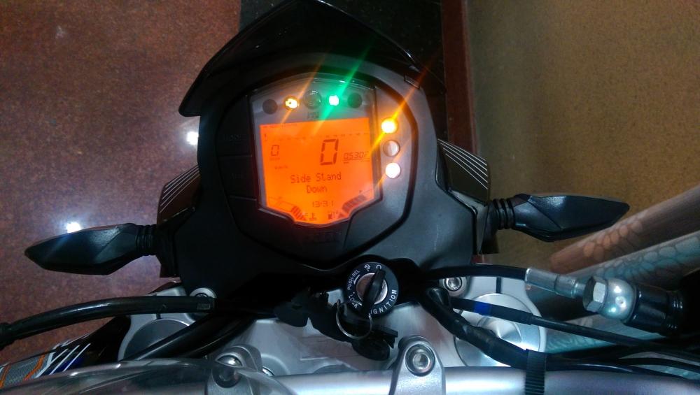 Can ban KTM Duke 390 2014 Hang Chau Au chinh hang - 3