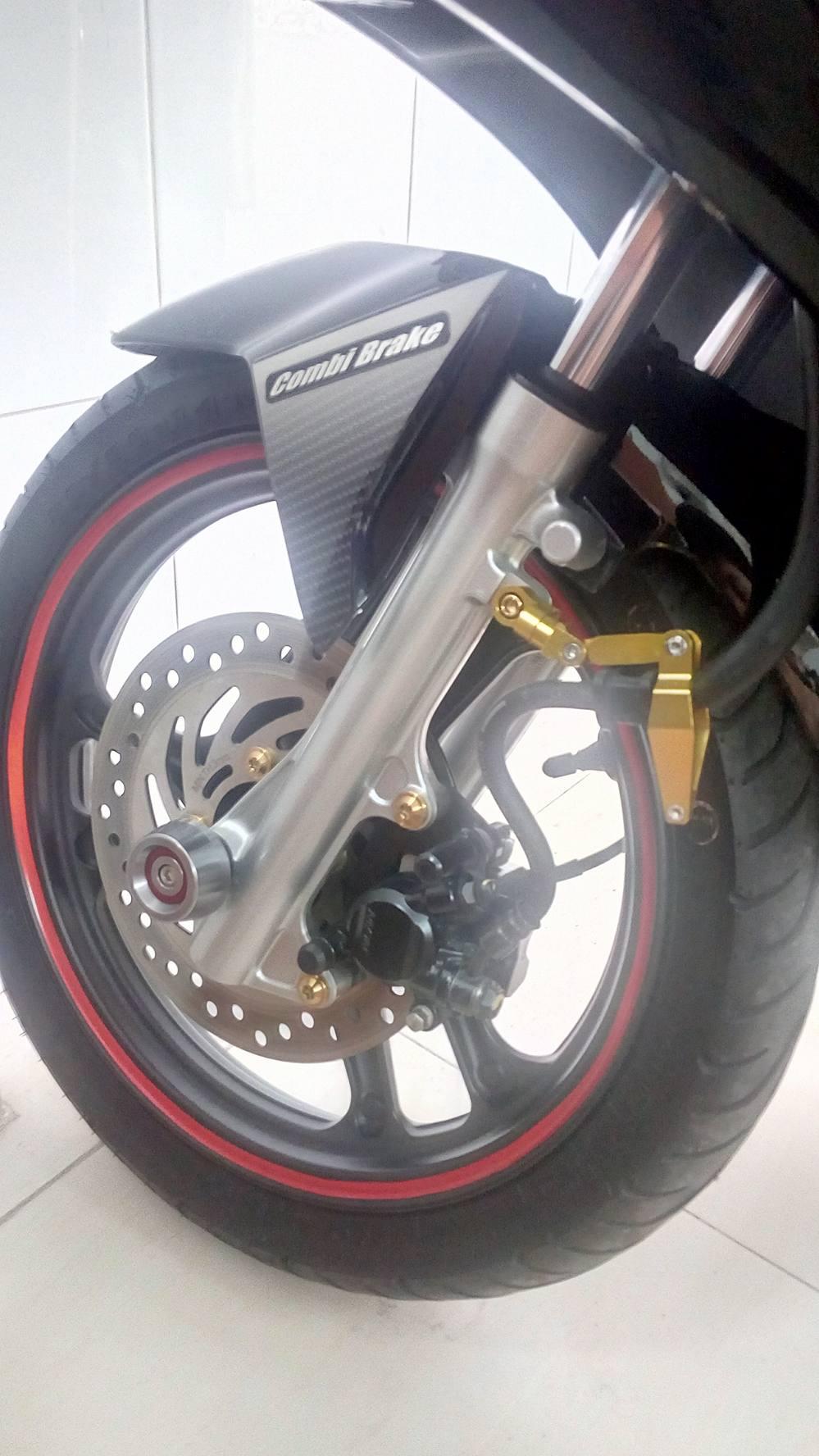 Can Ban xe AB Sport 2010 do den - 5