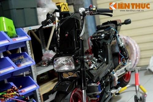 Chaly do cuc dep cua biker Sai Gon - 8