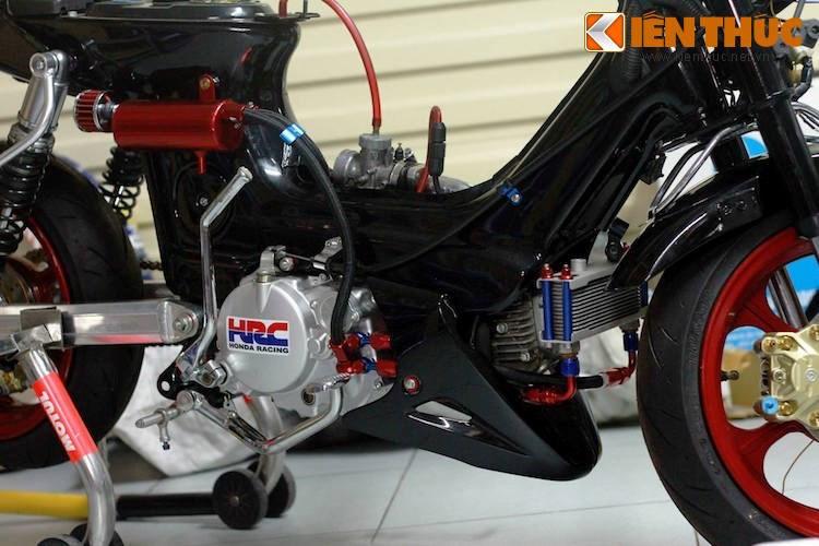 Chaly do cuc dep cua biker Sai Gon - 9