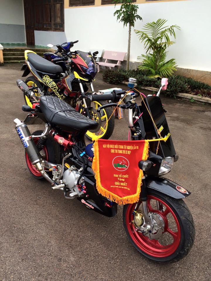 Chaly do cuc dep cua biker Sai Gon