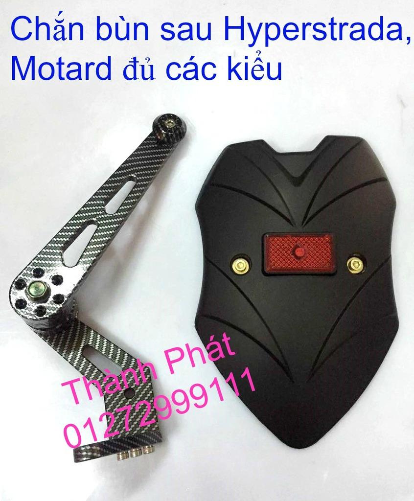 Chan bun sau che cho Z1000 2014 2012 Z800 CB1000 Hyperstrada motard M795 KTM Duke 125 200 B - 24