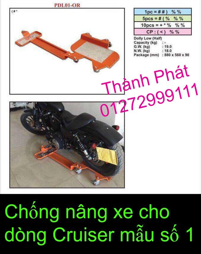 Chuyen phu tung zin va Sen Nhong Dia Honda CB250 CB125 RebeL LA 250 CD125 Yamaha Virago - 39