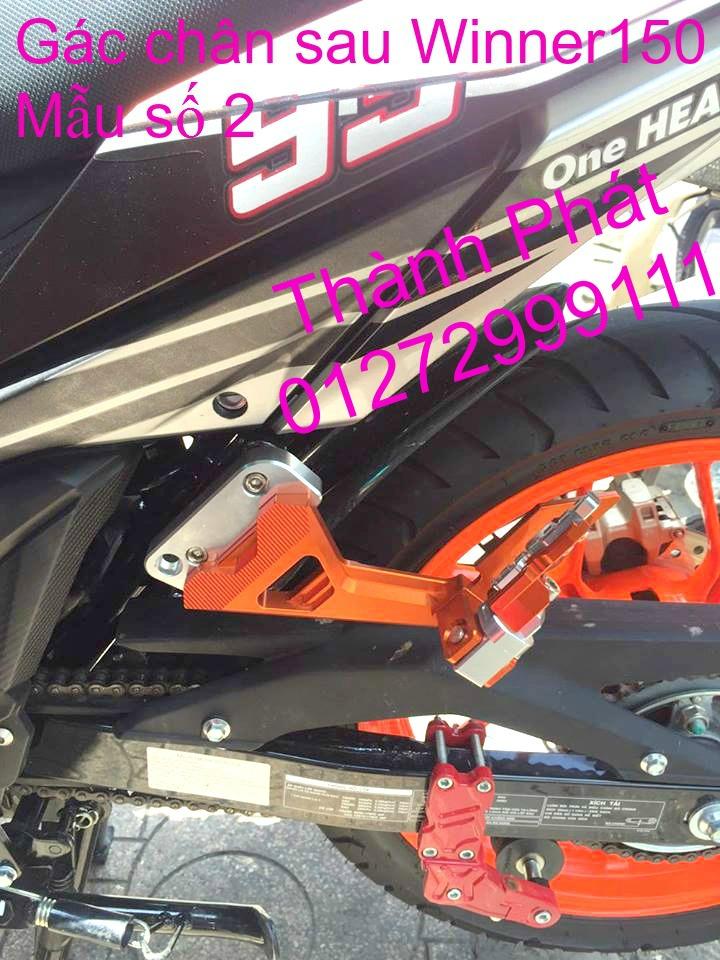 So gay gac chan sau cho Ex150 Ex2011 MSX125 FZ150i Raider KTM DukeUp 1192015 - 4