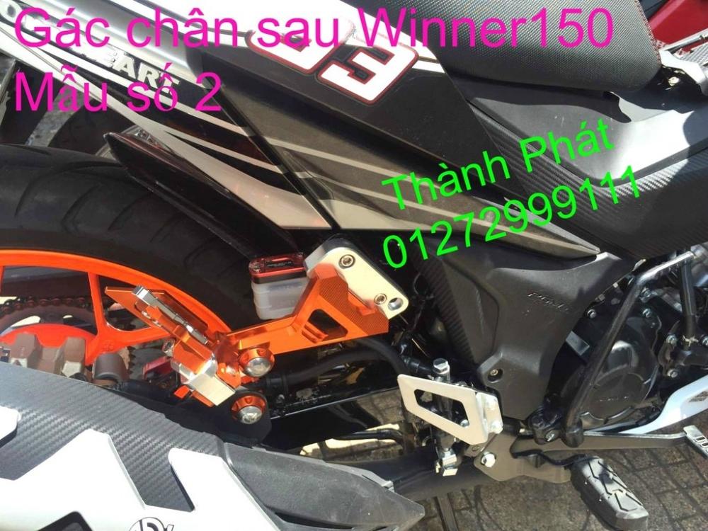 So gay gac chan sau cho Ex150 Ex2011 MSX125 FZ150i Raider KTM DukeUp 1192015 - 3