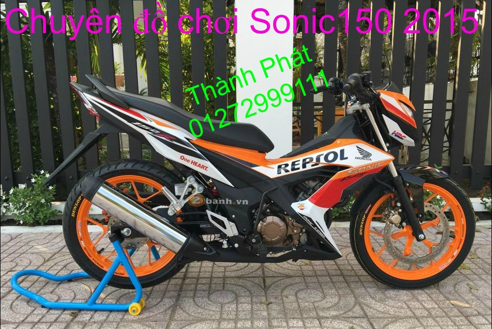 Chuyen do choi Sonic150 2015 tu A Z Up 6716 - 5