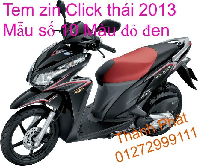 Chuyen Phu tung CLick thai 2013 Su Hayate thai va VN Gia tot - 8